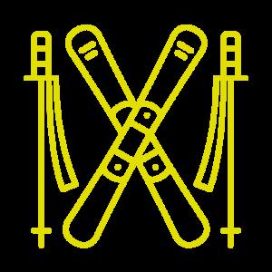 icone-ski-jaune